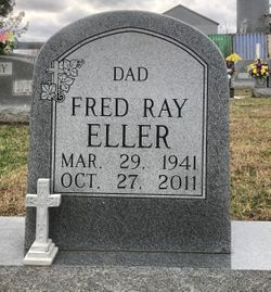 Fred Ray Eller