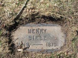 Henry Biele