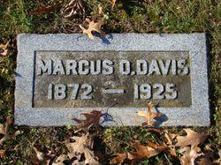 Marcus O. Davis