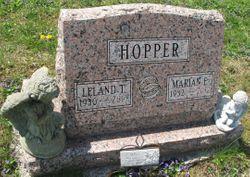Marian E. <I>Williamson</I> Hopper