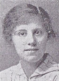 Hilda Elizabeth Burvill