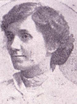 Elizabeth Mary <I>Southfield</I> Barker
