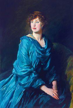"Lady Margaret Etrenne Hannah ""Peggy"" <I>Primrose</I> Crewe-Milnes"