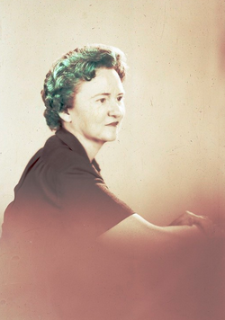 Frances Louise <I>Bagwell</I> Thomas