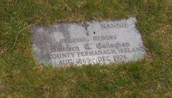 "Catherine Teresa ""Kathleen"" Callaghan"