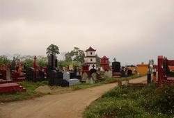 Nghĩa trang Nhân dân xã Cổ Đô