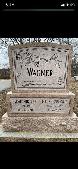 "Johnnie Lee ""John"" Wagner"