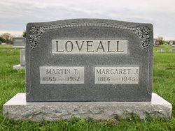 Margaret Jane <I>Biggs</I> Loveall