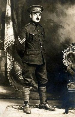 Pvt George Richard Ackley