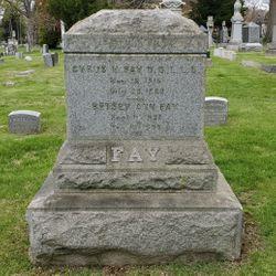 Rev Cyrus Hyde Fay
