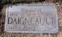 "Edwardina ""Dina"" <I>Saucier</I> Daigneault"
