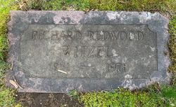 Richard Redwood Witzel