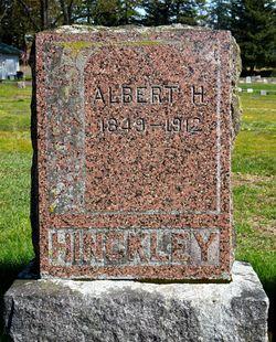 Albert H Hinckley