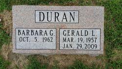 """Gerald Luis """"Jerry"""" Duran"""