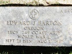 Edward Jay Barton