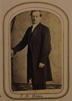 Rev Charles Alfred Baer