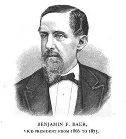 Capt Benjamin F. Baer