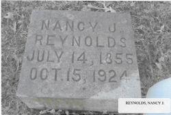 Nancy Jane <I>Parrish</I> Reynolds