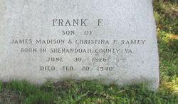Frank Funk Ramey