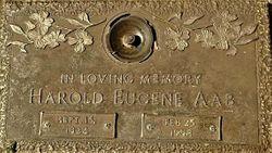 Harold Eugene Aab