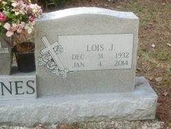 Lois Jean <I>Hickman</I> Carnes