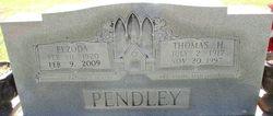 Elzoda <I>Pendley</I> Pendley