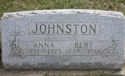 Anna <I>Daws</I> Johnston