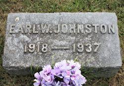 Earl Wilbert Johnston