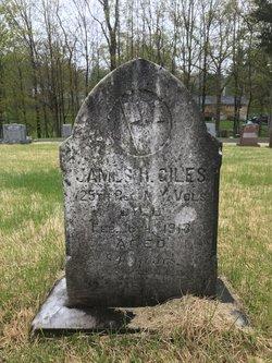 James H Giles