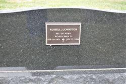 Russell J Johnston