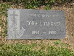 Mrs Cora Jeanette <I>Perkins</I> Tangner