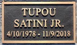 Tupou Satini Jr.
