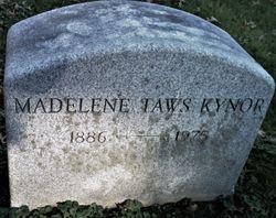 Madelene Taws <I>Halberstadt</I> Kynor