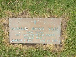 Russell Irving Viles