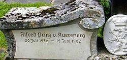 Alfred Eduard Friedrich Vincenz Martin Maria von Auersperg