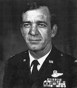 "Col Donald Ray ""The Wiley Coyote"" Burns"