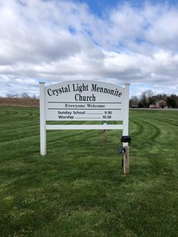 Crystal Light Mennonite Church Cemetery