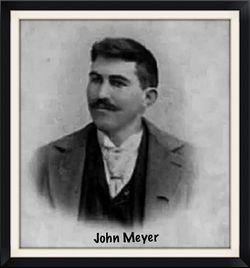 """John E. """"Spikehorn"""" Meyer"""