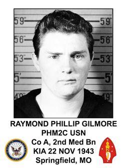 Raymond Philip Gilmore