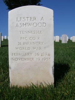 Lester Alfonzy Ashwood