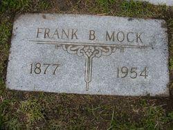 Frank B Mock