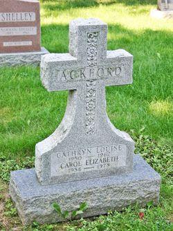 Carol Elizabeth Ackford