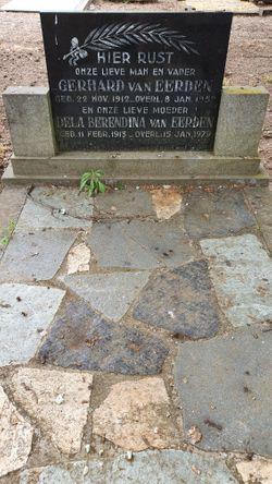 Dela Berendina <I>van Eerden</I> van Eerden