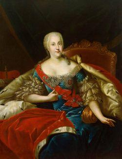 Johanna Elizabeth von Holstein-Gottorp