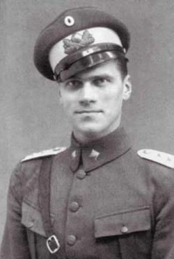 Capt Tihon Nikolaevich Kulikovsky-Romanoff