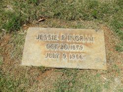 Jessie P. Ingram