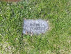 Hattie I Barrett