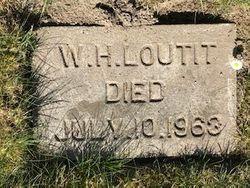 William Henry Loutit