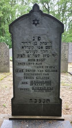 Izak David van Gelder