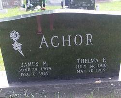 Thelma Florella <I>McCoy</I> Achor